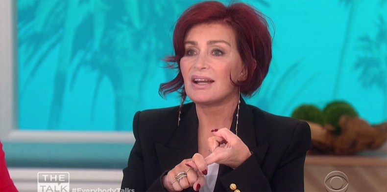 sharon osbourne - SHARON OSBOURNE Unveils New Facelift After 13 Hour Procedure