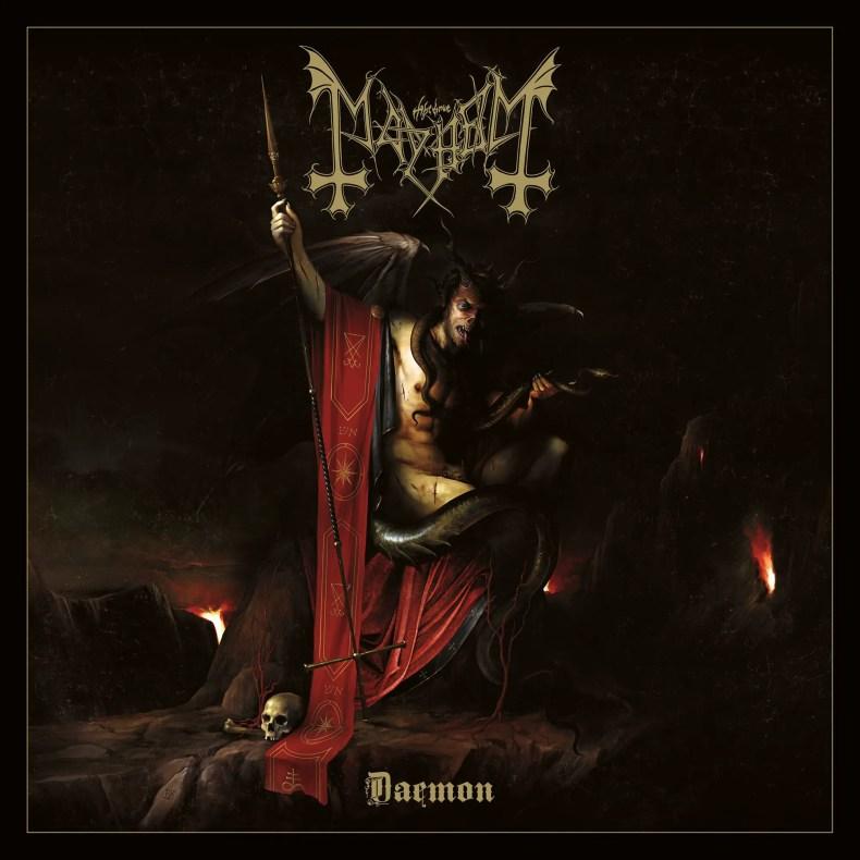 """Daemon - REVIEW: MAYHEM - """"Daemon"""""""