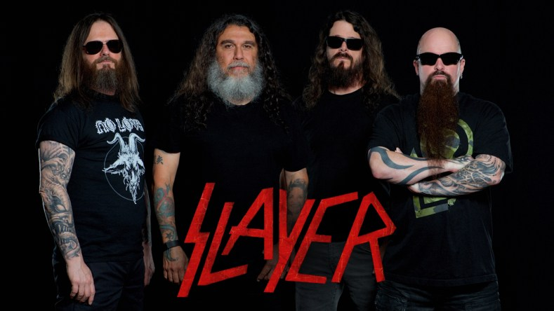 Slayer - REPORT: Gary Holt Addresses Possibility Of SLAYER Reunion
