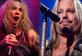 "Starr Vince - STEEL PANTHER Singer: ""I'd Bring Back VINCE NEIL From Back In The Day Because He Is Dead"""