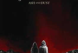 "Year of the Cobra Ash and Dust - REVIEW: YEAR OF THE COBRA - ""Ash And Dust"""