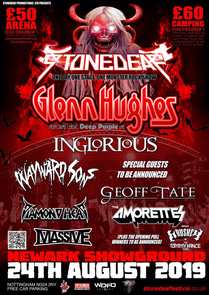 stonedeaf 2019 - FESTIVAL REVIEW: STONEDEAF FESTIVAL 2019 Live at Newark, UK