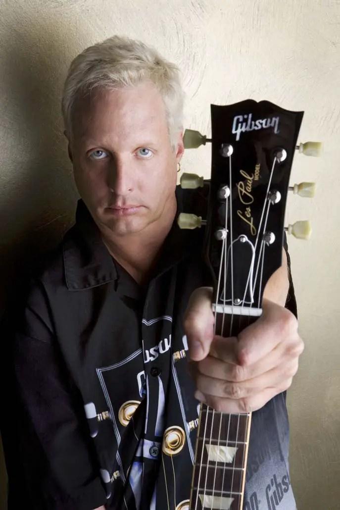 Bart Walsh - Ex-DAVID LEE ROTH Guitarist Bart Walsh Dies At 56