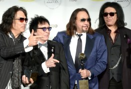 kiss classic lineup reunion - ACE FREHLEY Once Again Hints Playing Live With KISS