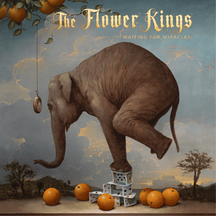 """waiting for miracles - REVIEW: THE FLOWER KINGS - """"Waiting For Miracles"""""""