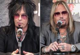 "Crue vince nikki - MOTLEY CRUE's Nikki Sixx on Vince Neil's Birthday: ""Can't Wait To Kick A*s Together"""