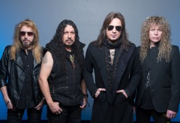 Stryper - Stream STRYPER's New Song 'Blood From Above'; To Release 'Even The Devil Believes' Album