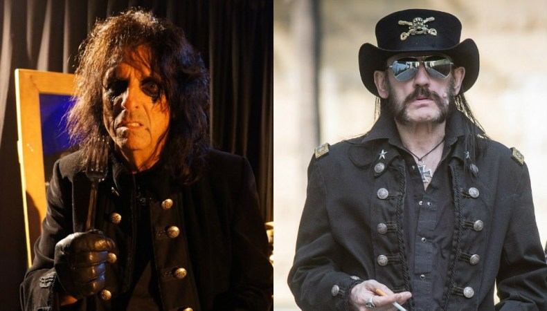 alicecooper lemmy - ALICE COOPER Explains What Lemmy Kilmister Meant When Saying He 'Quit Drinking'