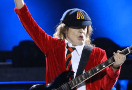 angus young - AC/DC's Angus Young Confirms He Didn't Use Any MALCOLM YOUNG's Guitar Playing On 'Power Up'
