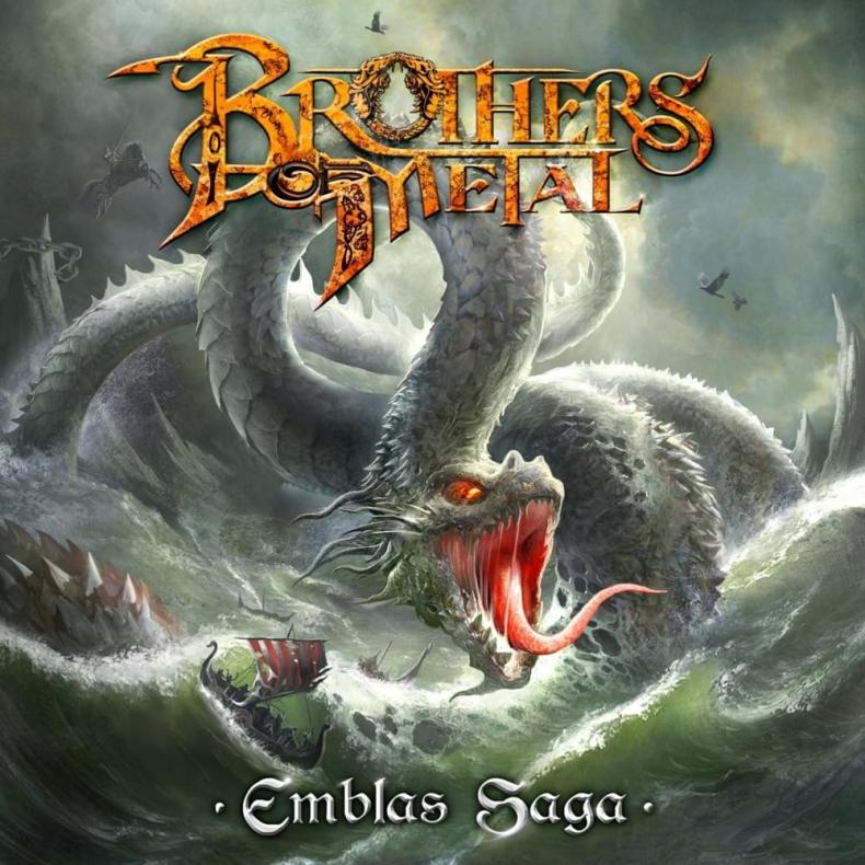 "brothers of metal emblas saga - REVIEW: BROTHERS OF METAL - ""Emblas Saga"""
