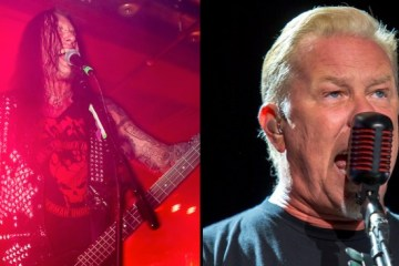 destruction metallica - DESTRUCTION's Schmier Says METALLICA Is Too Rich To Be Angry About Anything