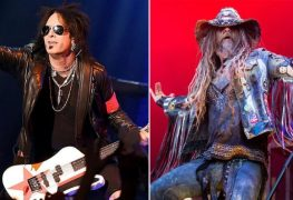 nikki sixx and rob zombie - Get Ready For New Christmas Supergroup Featuring Rob Zombie, Nikki Sixx, Tommy Lee & John 5