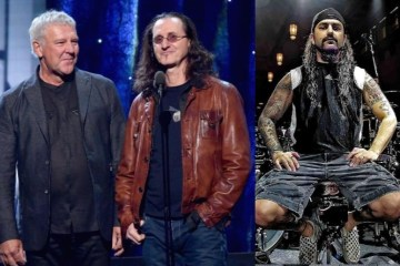 Rush Mike Portnoy - Mike Portnoy Says Continuing RUSH With Geddy Lee & Alex Lifeson Would Be A Dream Come True
