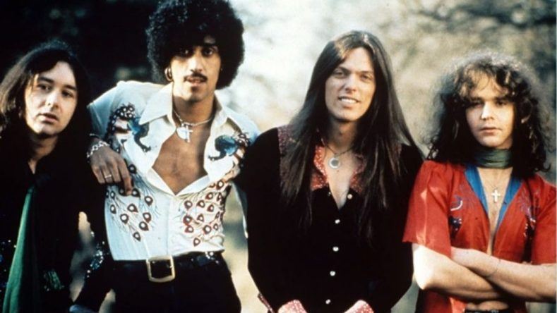 Thin Lizzy - Scott Gorham Releases A Statement After THIN LIZZY Got Snubbed at Rock And Roll Hall Of Fame