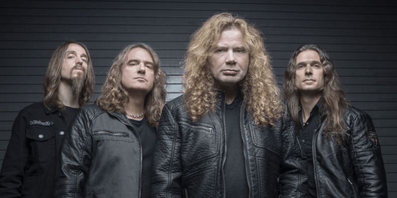 megadeth - 4 Best Metal Themed Online Slots