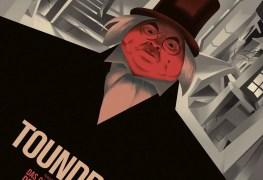 """Das Cabinet des Dr. Caligari - REVIEW: TOUNDRA - """"Das Cabinet des Dr Caligari"""""""