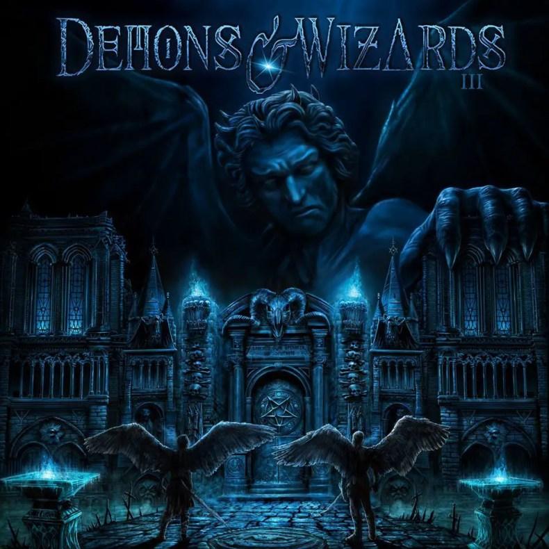 """III - REVIEW: DEMONS & WIZARDS - """"III"""""""