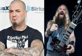 Phil Anselmo Zakk Wylde - Rumor: Is Phil Demmel Joining Surviving PANTERA Members For Reunion?