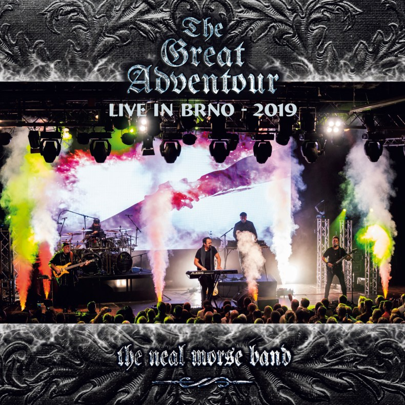 "TheGreatAdventourLiveInBRNO2019 - DVD REVIEW: THE NEAL MORSE BAND - ""The Great Adventour - Live in Brno 2019"""