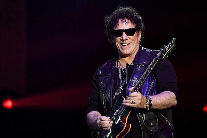 Neal Schon - Neal Schon Slams Politicians For Unable To Reach A Deal To Addresses Economic Devastation