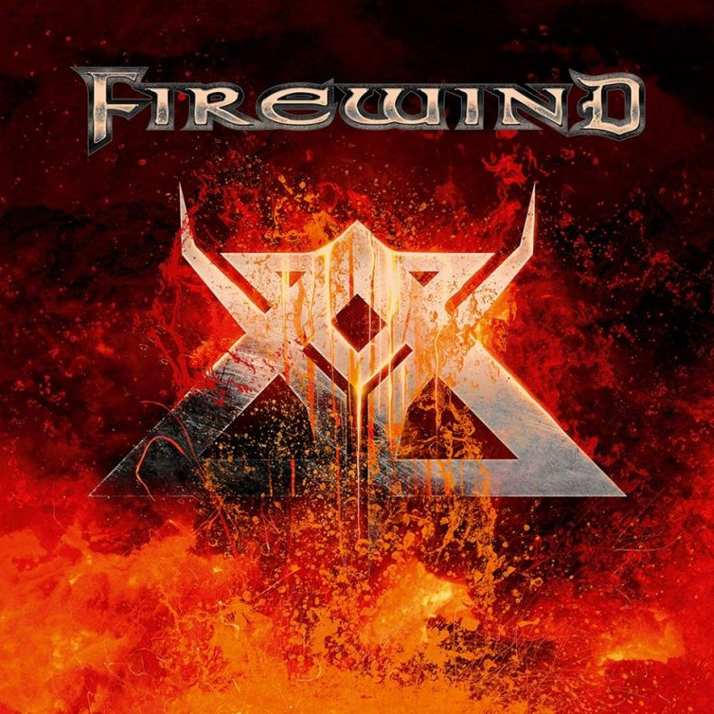 "Firewind - REVIEW: FIREWIND - ""Firewind"""