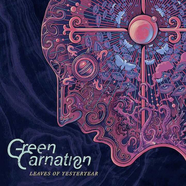 "Leaves of Yesteryear - REVIEW: GREEN CARNATION - ""Leaves Of Yesteryear"""