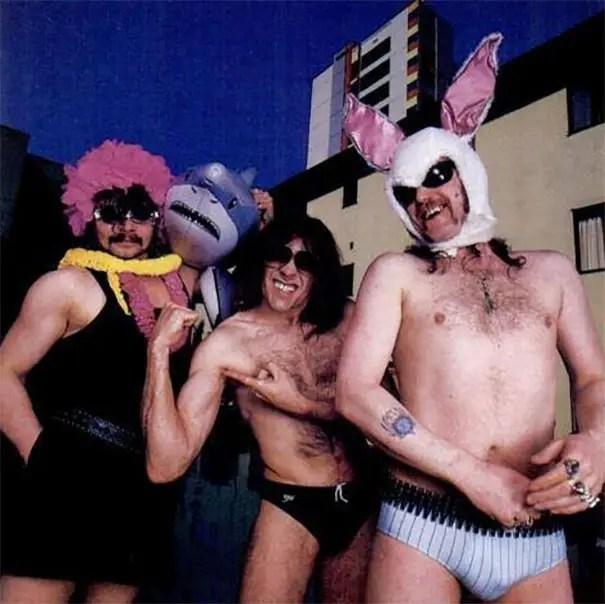 Motorhead - 12 Awkward 80s Glam/Hair Band Photos That Are Bad Yet So Good