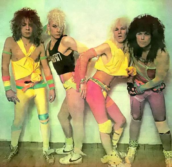 Shotgun Messiah - 12 Awkward 80s Glam/Hair Band Photos That Are Bad Yet So Good