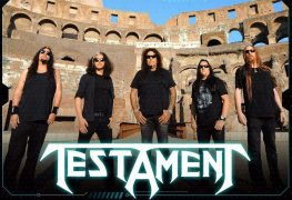 testament - After Chuck Billy, TESTAMENT's Steve DiGiorgio Has Now Tested Positive For COVID-19