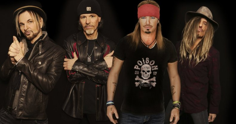 Poison - POISON's Bret Michaels Confirms 'The Stadium Tour' Will Be Postponed, Not Cancelled