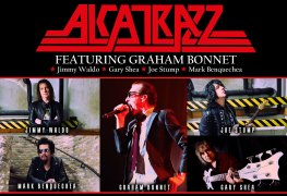 alcatrazz - After 30 Years ALCATRAZZ Is Back With A New Album Titled 'Born Innocent'; Stream The Song Now
