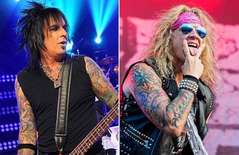 nikki sixx michael starr - STEEL PANTHER Addresses Feud With MOTLEY CRUE; Says He Would Like To Meet Nikki Sixx