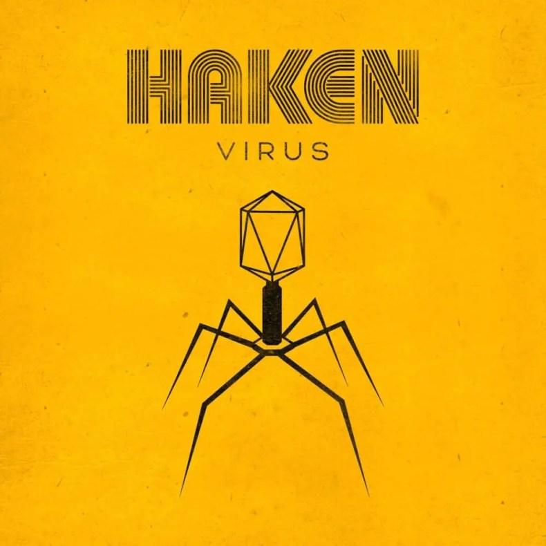 "virus - REVIEW: HAKEN - ""Virus"""