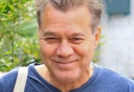 Eddie Van Halen - Legendary EDDIE VAN HALEN Dead at 65