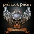 "cover 1 - REVIEW: PRIMAL FEAR - ""Metal Commando"""