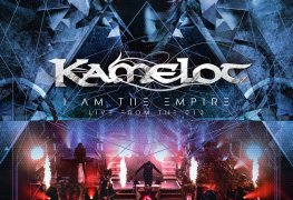 "Kamelot - DVD REVIEW: KAMELOT - ""I Am The Empire - Live From The 013"""