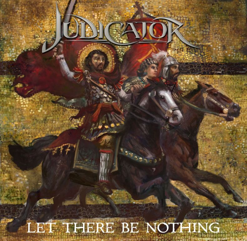 """cover - REVIEW: JUDICATOR - """"Let There Be Nothing"""""""
