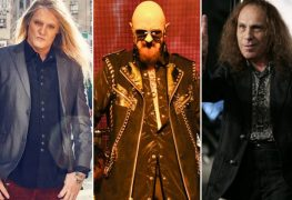 dio bach rob halford - Sebastian Bach Recalls Dream Come True Moment With DIO And ROB HALFORD