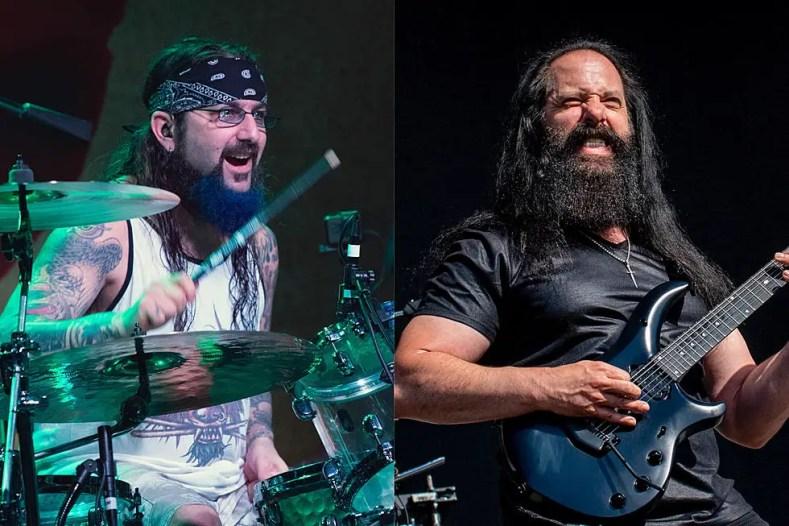 mike portnoy john petrucci - DREAM THEATER's John Petrucci Reunites With Mike Portnoy On His Highly Anticipated Solo Album