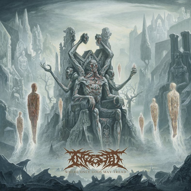"Ingested - REVIEW: INGESTED - ""Where Only Gods May Tread"""