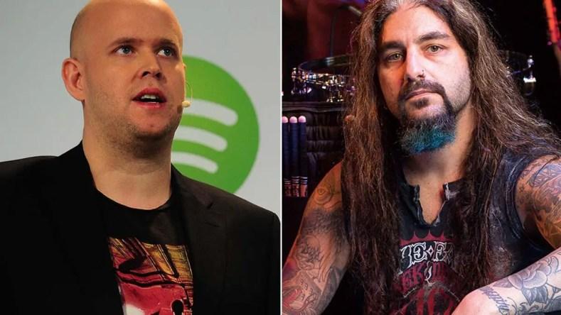 """dream theater mike portnoy spotify - Sebastian Bach, Dee Snider & Mike Portnoy Slam SPOTIFY CEO: """"A Greedy Little B*tch"""""""