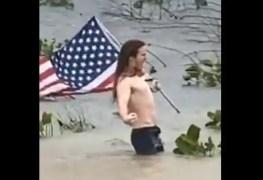 slayer guy hurricane laura - Watch 'SLAYER Hurricane Guy' Confronts Hurricane In Louisiana