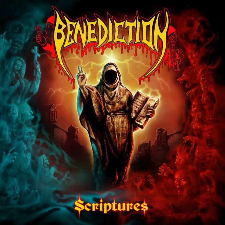 """Benediction - REVIEW: BENEDICTION - """"Scriptures"""""""