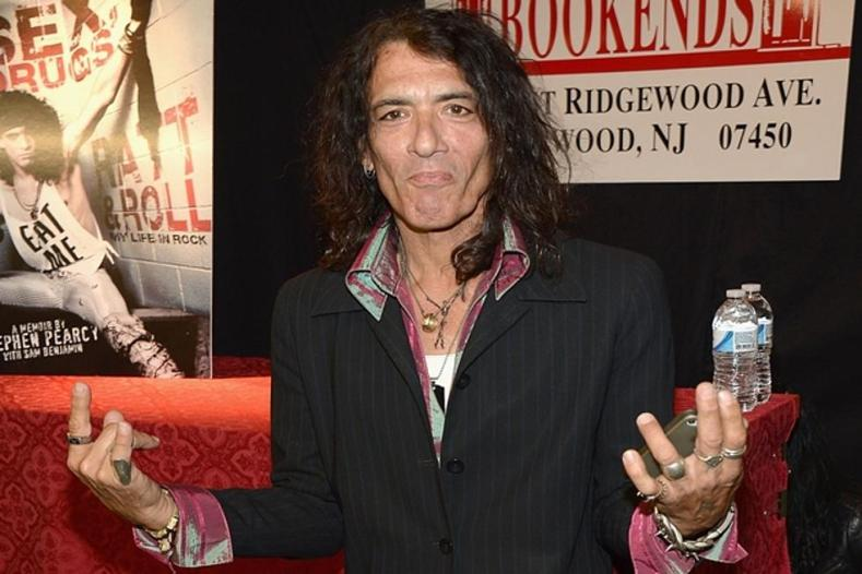 Stephen Pearcy - Stephen Pearcy Once Again Hints Original Lineup Reunion For New RATT Album
