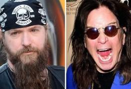 Ozzy Osbourne and Zakk Wylde - Zakk Wylde On OZZY Excluding Him From New Album, Says OZZY 'Basically Killed Himself' in Recent Accident