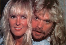 """Lita Chris - LITA FORD Recalls Bad Experiences After Getting Married To CHRIS HOLMES: """"He Was A Handful"""""""