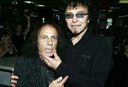 iommi dio - Tony Iommi Recalls Attacks Against 'Midget' Ronnie James Dio Joining BLACK SABBATH