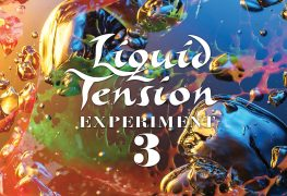 "Liquid Tension Experiment   LTE3 scaled - REVIEW: LIQUID TENSION EXPERIMENT - ""LTE3"""