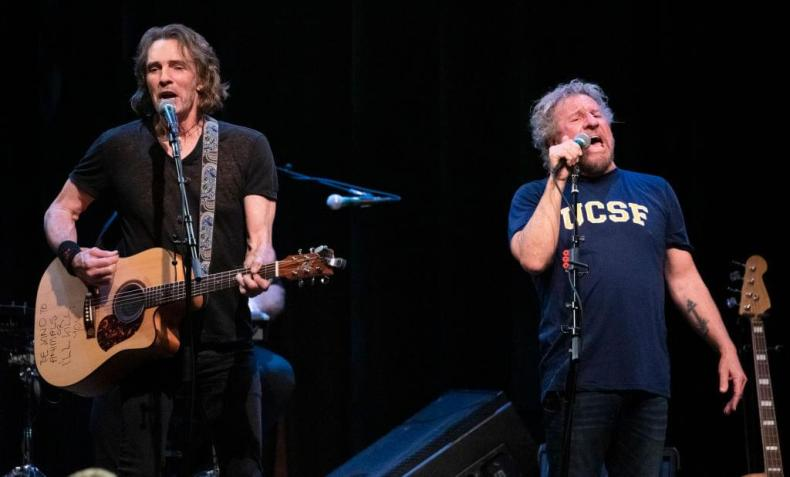 rick sammy - SAMMY HAGAR Confirms He And RICK SPRINGFIELD Are Trying To Tour Together