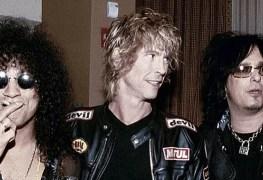 Duff Slash Nikki - Duff McKagan Says MOTLEY CRUE Members Had Code Words For Drugs